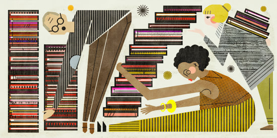 Illustration by Ashley Seil Smith