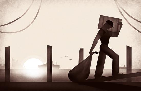 Illustration by Caleb Heisey