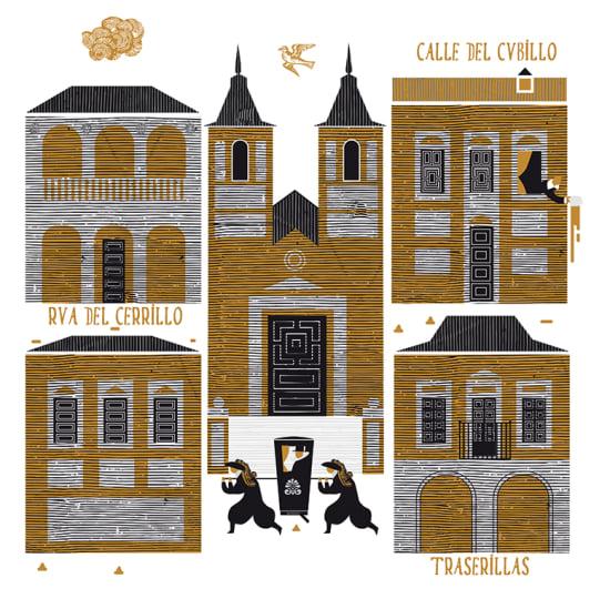 Illustration by José María Lema de Pablo