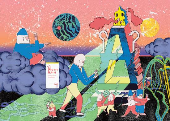 Illustration by Philip Huntington