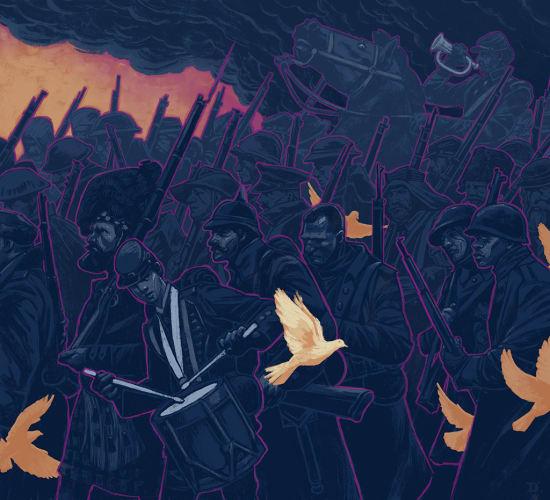 Illustration by Duncan Robertson
