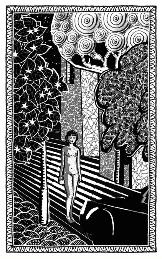 Illustration by Katja Weikenmeier