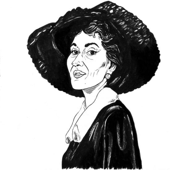Illustration by Alexandra Beguez