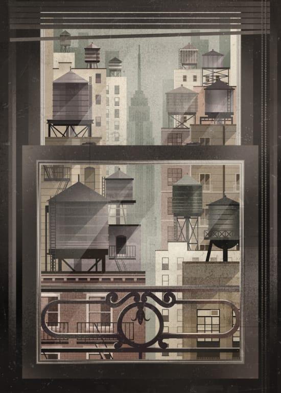 Illustration by Dieter Braun