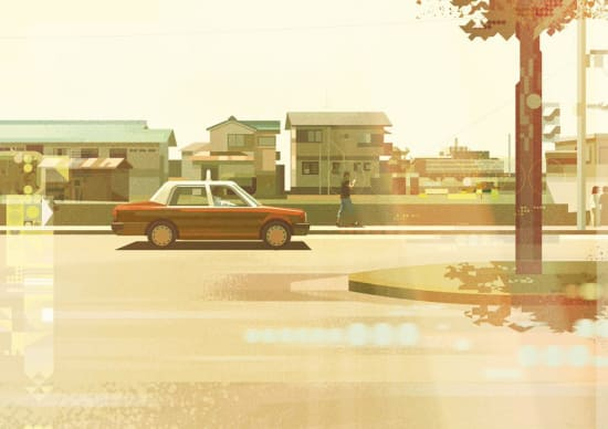 Illustration by James Gilleard