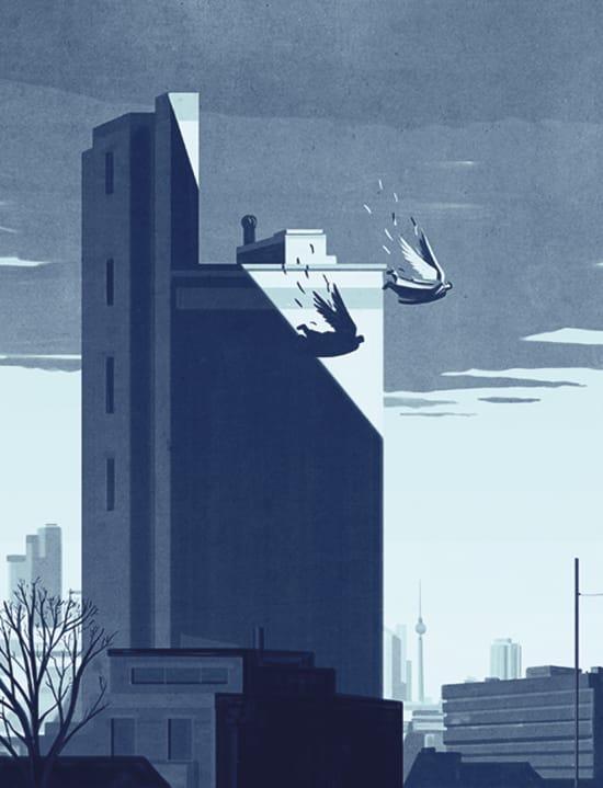 Illustration by Emiliano Ponzi