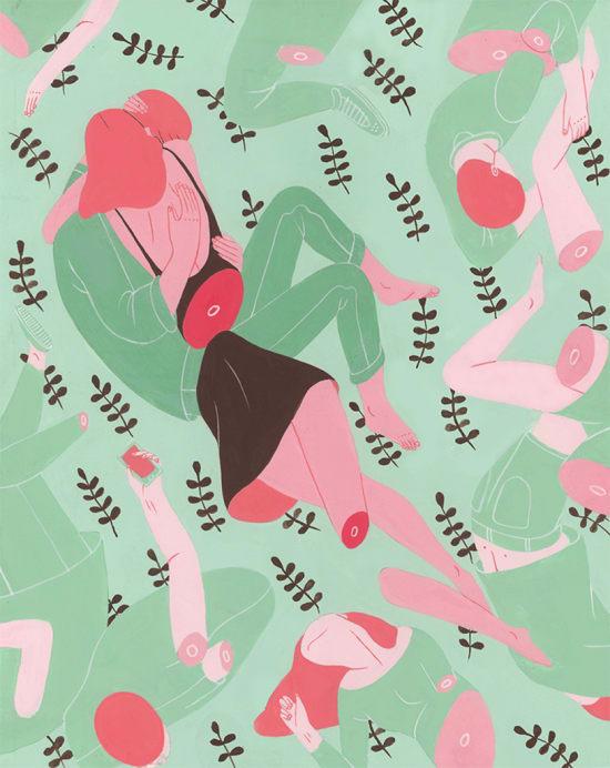 Illustration by Jisu Lee