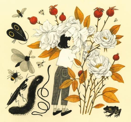 Illustration by Varvara Nedilska