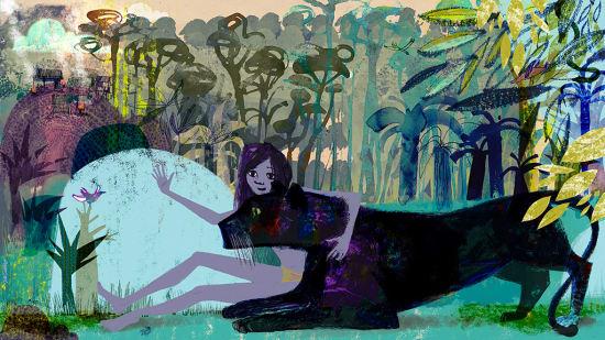 Illustration by Jill Calder