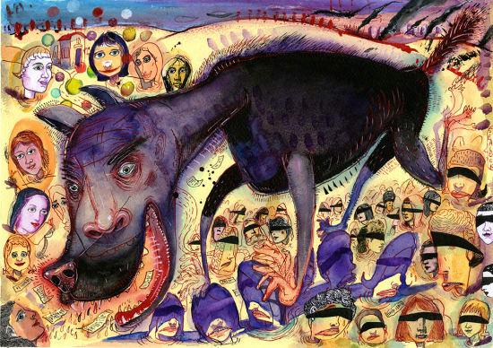 Illustration by Rick Sealock
