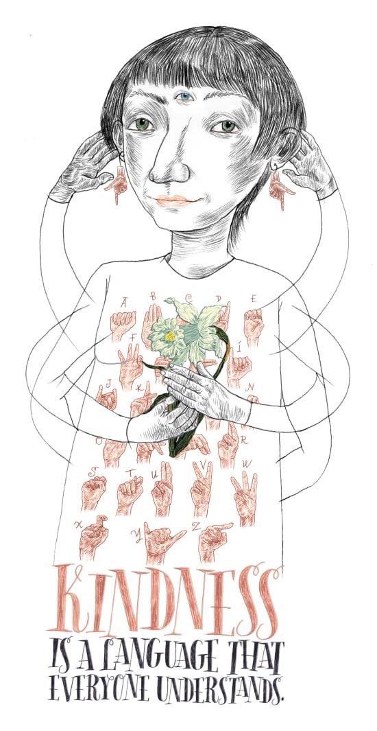 Illustration by Ilene Winn-Lederer