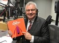 TV presenter Eamonn Holmes reads the children's book Oh No, George!