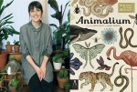 Katie Scott on Animalium and being nominated for a Blue Peter Book Award