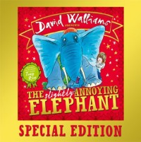 The Slightly Annoying Elephant  (iBook)