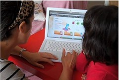 Families embrace digital technology but children prefer print books to e-books