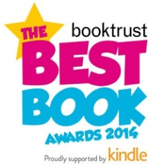 Book Trust Best Book Awards: Winners announced!