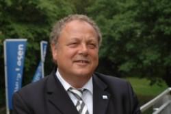 Heinrich Kreibich, CEO of Stiftung Lesen