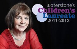 Introducing the Children's Laureate, Julia Donaldson