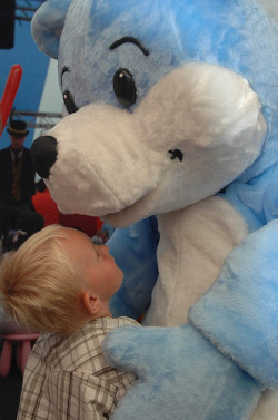 Will the Bookstart Bear make an appearance at your event?