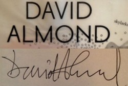 David Almond - 'A humble giant of a writer'