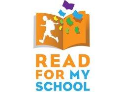 Read For My School logo