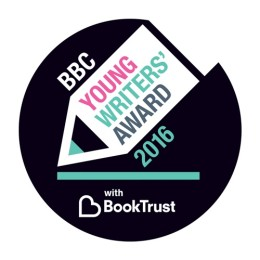 BBC Young Writers' Award with BookTrust 2016