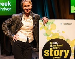 BBC Young Writers      Award with BookTrust
