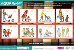 BookTrust Bookfinder