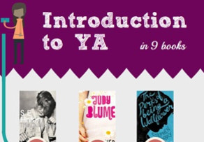 Intro to YA in 9 books