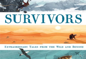 Author David Long's 10 tips on how to be an epic survivor