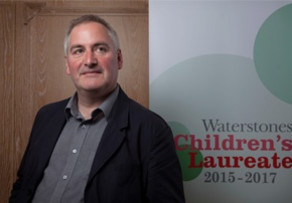 Chris Riddell is the Waterstones Children's Laureate 2015-2017