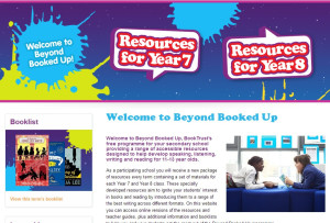 Login to the Beyond Booked up website