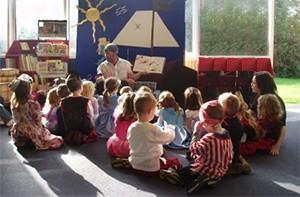Children's centre log-in