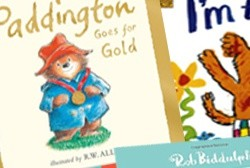 Olympics - how to win the gold medal for book love