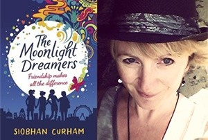 Siobhan Curham talks new friends and chasing dreams