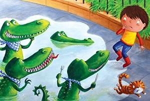 Ben Faulks and Ben Cort talk children's books, muddy puddles and children's TV