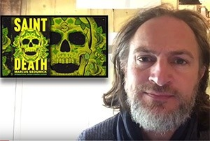 Marcus Sedgwick on Saint Death