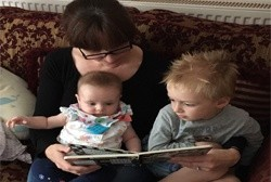 Amazing reasons to read as a family - whatever their age
