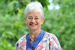 Jacqueline Wilson: you can make wonderful friends when you read