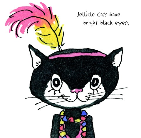 Jellicle Cats: See T.S. Eliot's fantastic felines brought to life in brand new illustrations