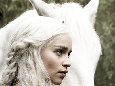 Ladies, I give you Daenerys Targaryen