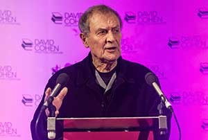 'Everything I do is poetry': an interview with Tony Harrison