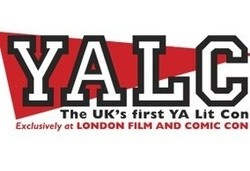 New authors confirmed for YALC 2015