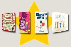 Award-winning children's books in 2015
