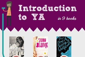 Introduction to YA in 9 books