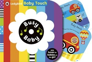 Books for sharing with babies and toddlers