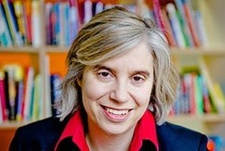 Diana Gerald: What makes an eager reader?