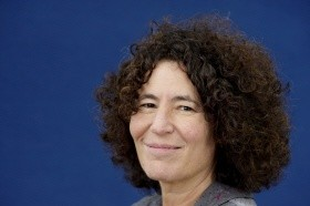 Francesca Simon talks about The Monstrous Child