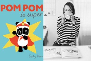 Sophy Henn: 'There are so many great reasons to share books with young children'