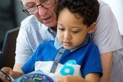 BookTrust teams up with Rick Stein to get kids reading in restaurants